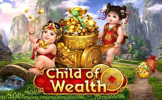 child of wealth by SA SLOT